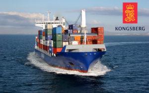 Kongsberg K-Bridge Тест для моряков по ECDIS